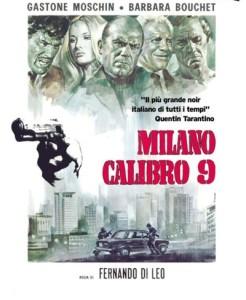 Recensione film Milano calibro 9