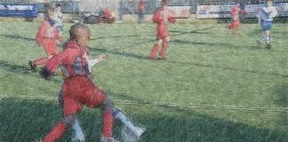 racconto di calcio