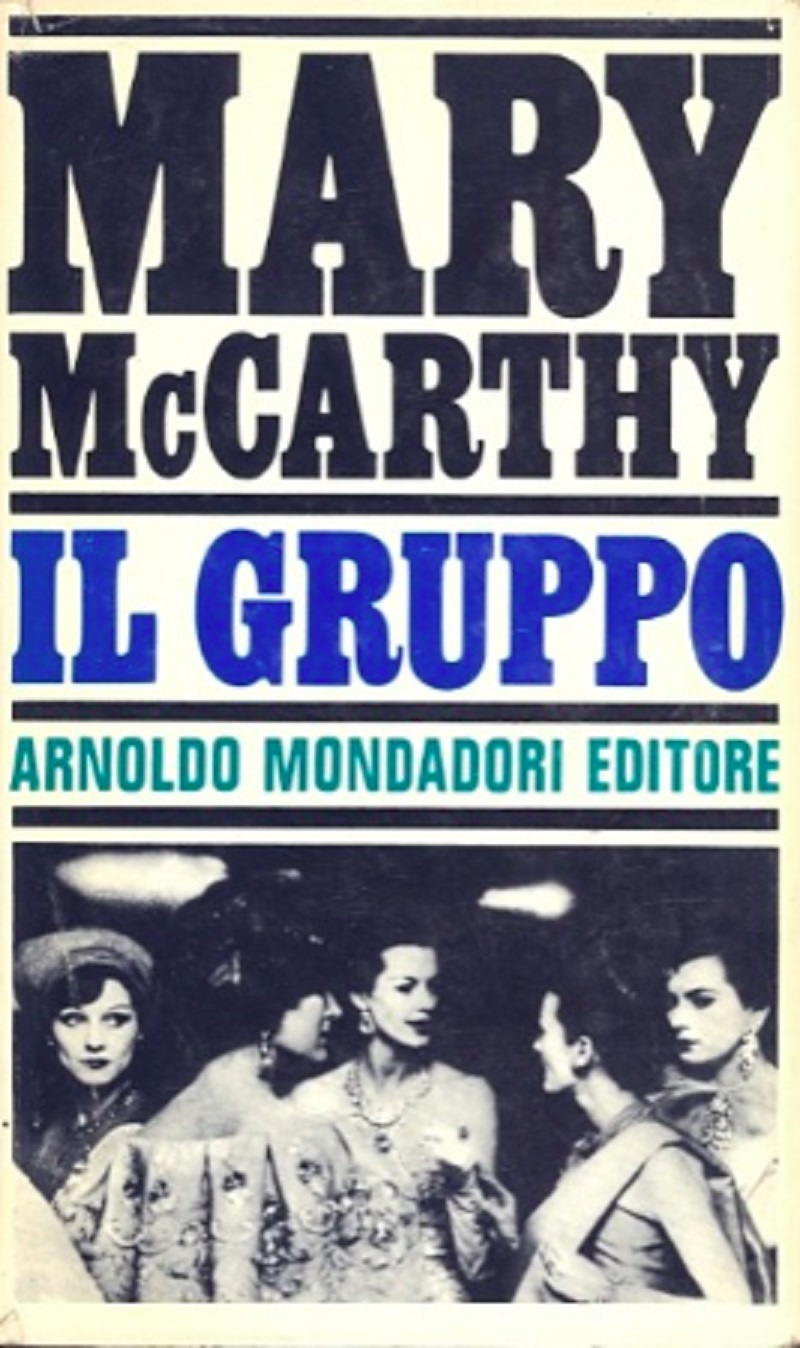Mary-McCarthy-Il-gruppo