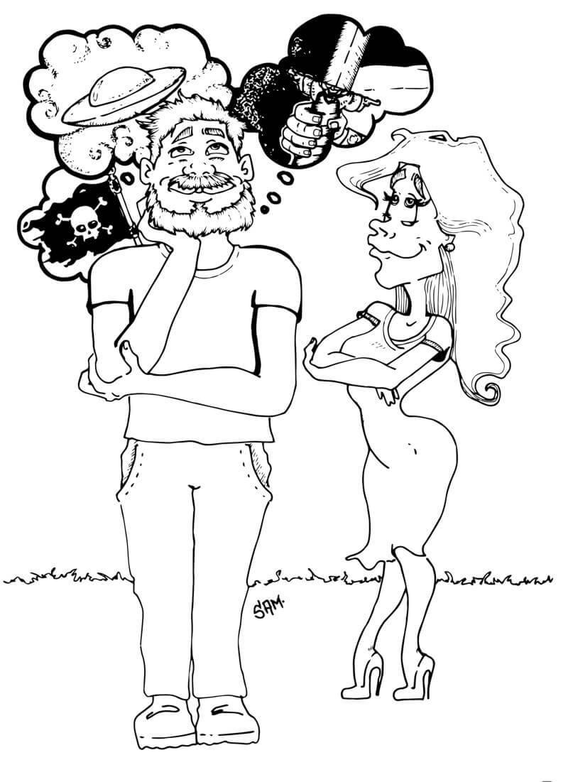 Silvio-Dona-Convivere-con-uno-scrittore-non-famoso-Sam-Franza