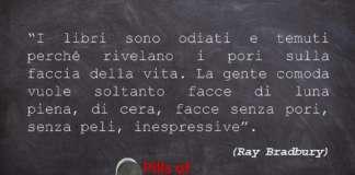 Aforismi Ray Bradbury