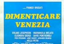 Dimenticare Venezia film