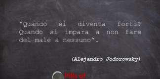 Alejandro Jodorowsky aforismi