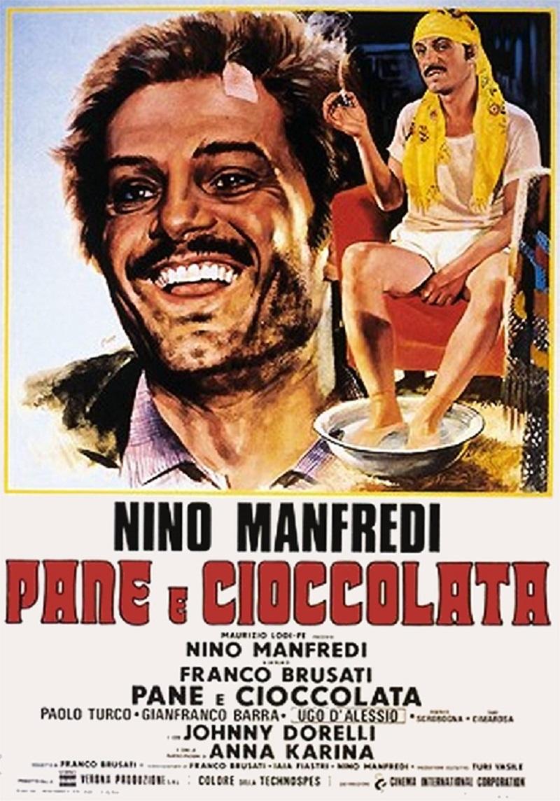 Recensione di Pane e cioccolata di Franco Brusati