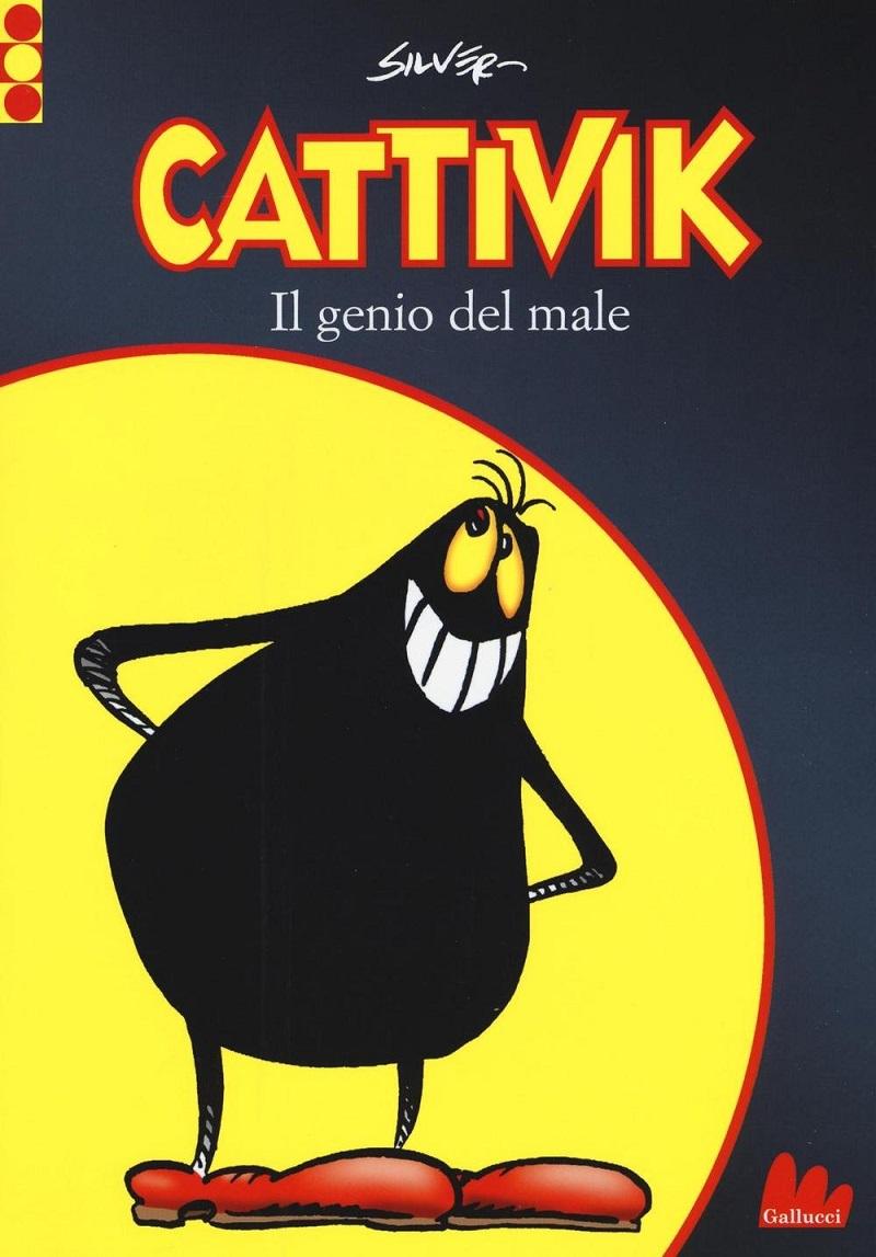 Cattivik-Il-genio-del-male-Silver