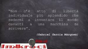 Aforismi di Gabriel Garcìa Màrquez