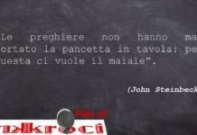 Aforismi di John Steinbeck