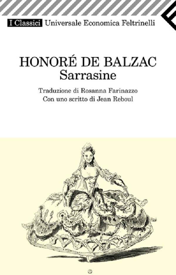 Sarrasine-Honore-De-Balzaz