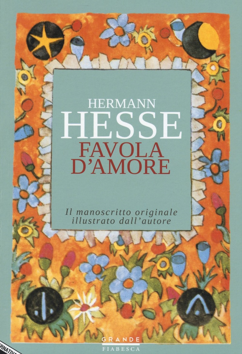 Favola-D'-Amore-Hermann-Hesse